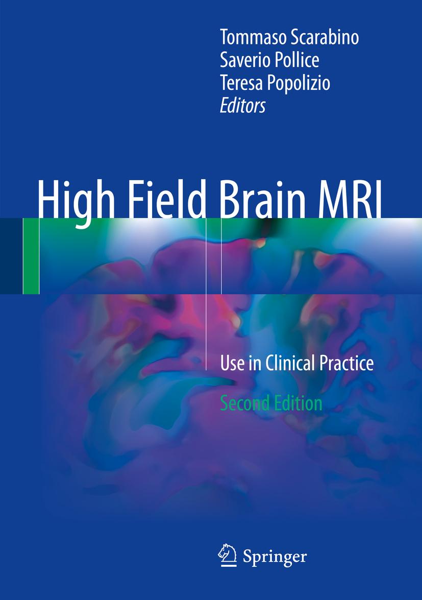 Pollice, Saverio - High Field Brain MRI, ebook