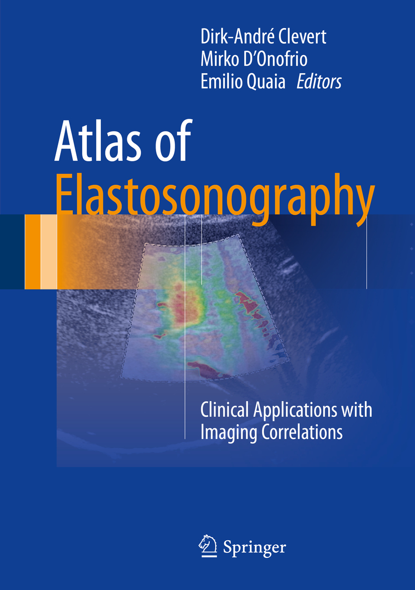 Clevert, Dirk-André - Atlas of Elastosonography, ebook