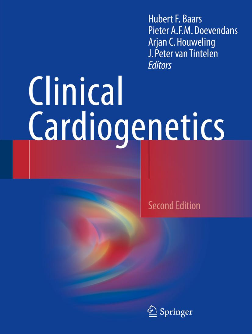 Baars, Hubert F. - Clinical Cardiogenetics, ebook