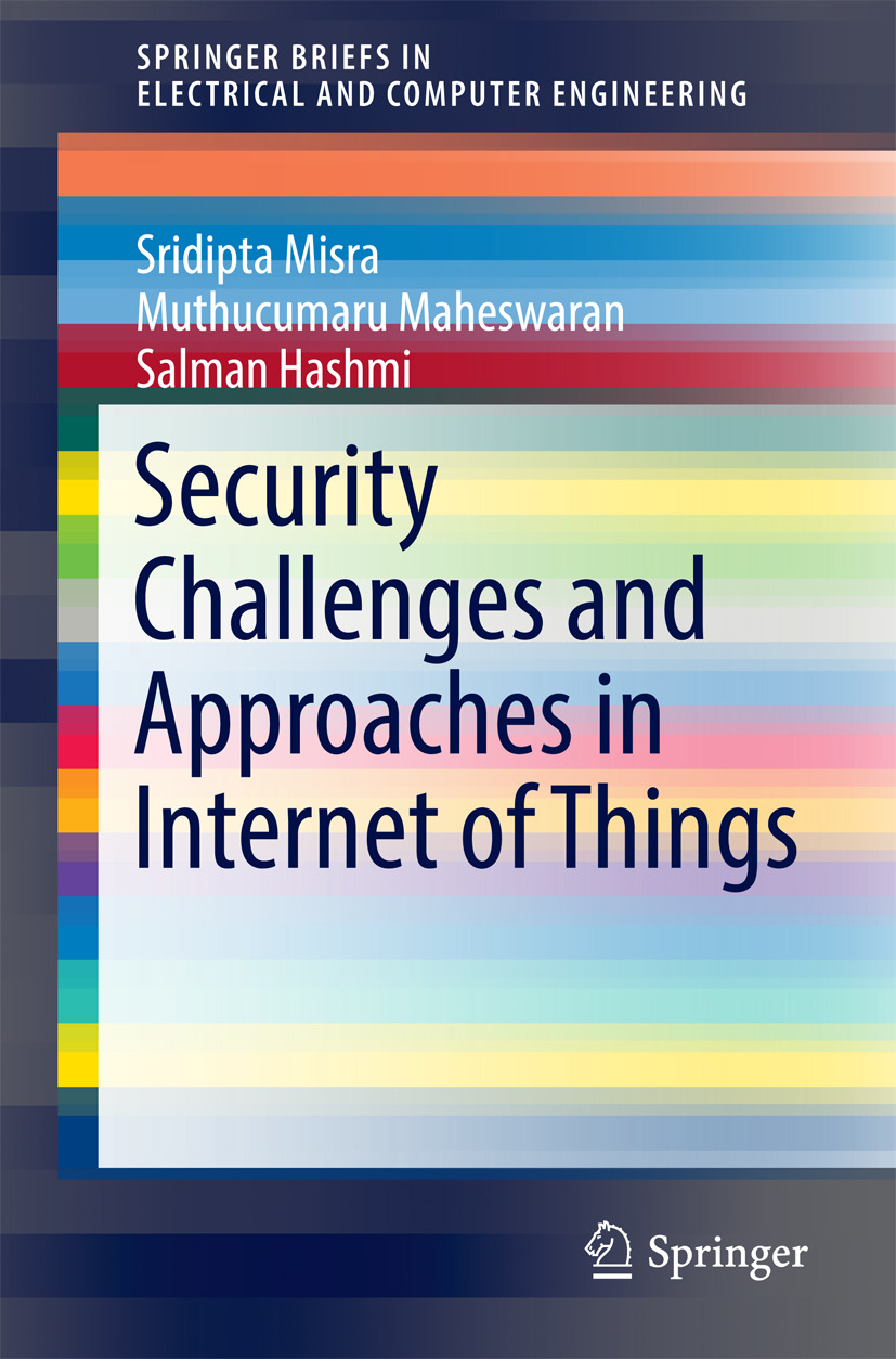 Hashmi, Salman - Security Challenges and Approaches in Internet of Things, ebook
