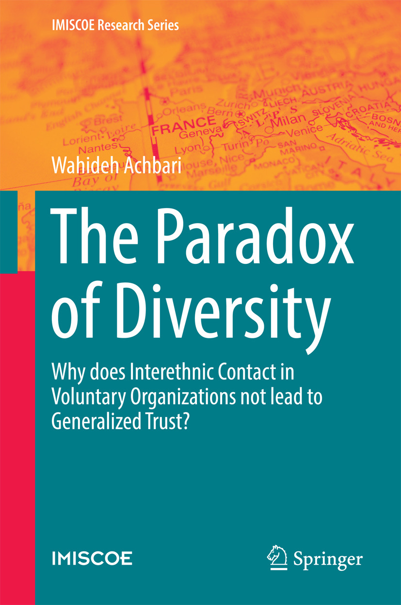 Achbari, Wahideh - The Paradox of Diversity, ebook