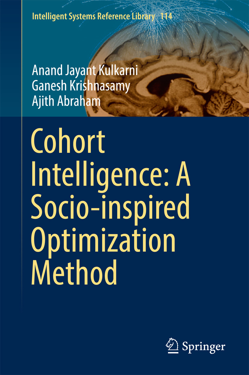 Abraham, Ajith - Cohort Intelligence: A Socio-inspired Optimization Method, ebook