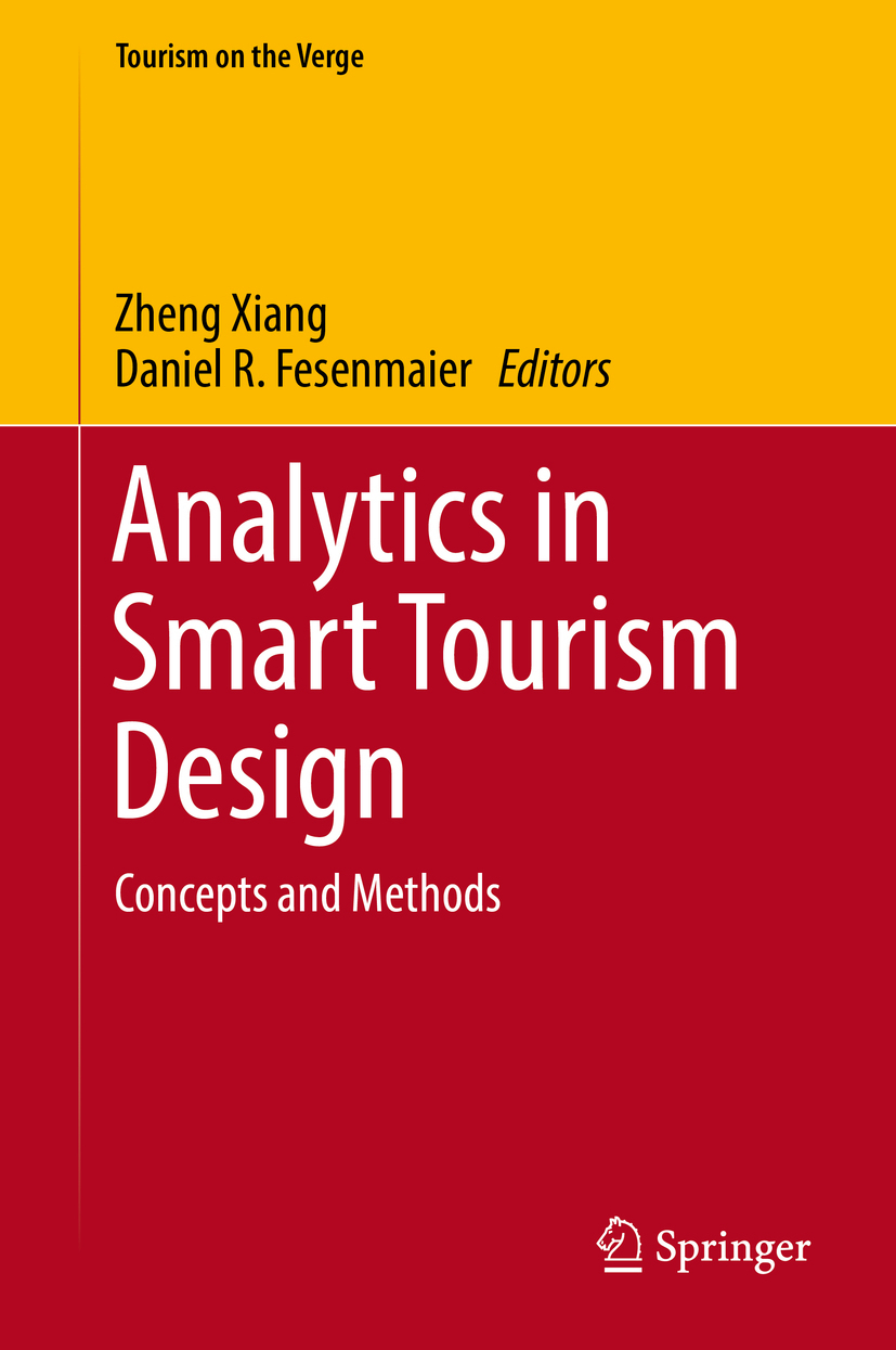 Fesenmaier, Daniel R. - Analytics in Smart Tourism Design, ebook
