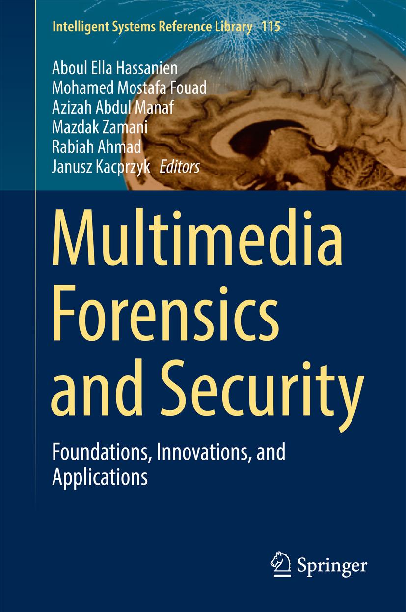 Ahmad, Rabiah - Multimedia Forensics and Security, ebook