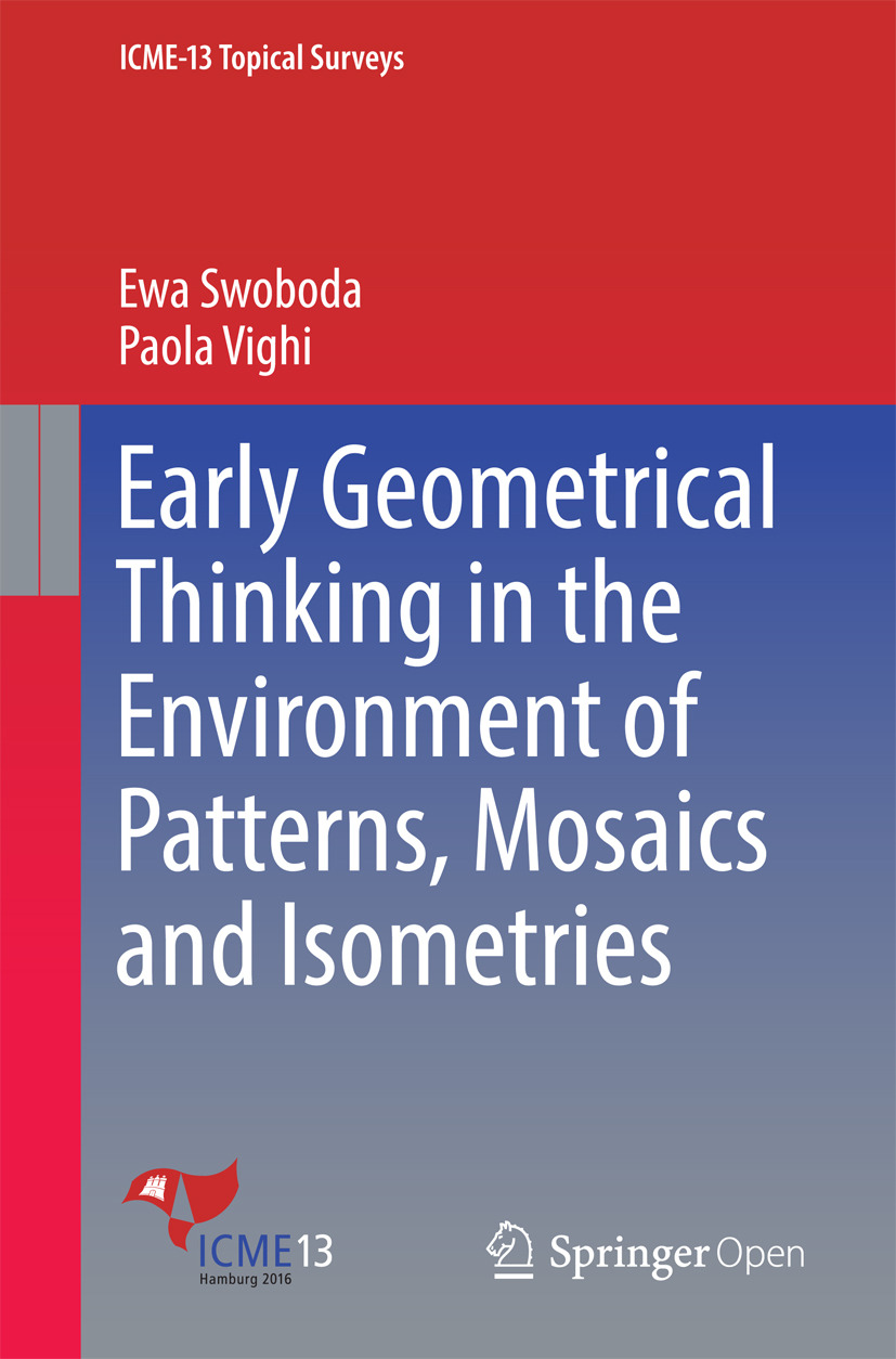 Swoboda, Ewa - Early Geometrical Thinking in the Environment of Patterns, Mosaics and Isometries, ebook