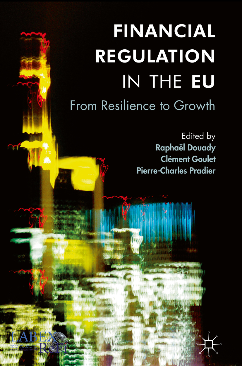 Douady, Raphaël - Financial Regulation in the EU, ebook