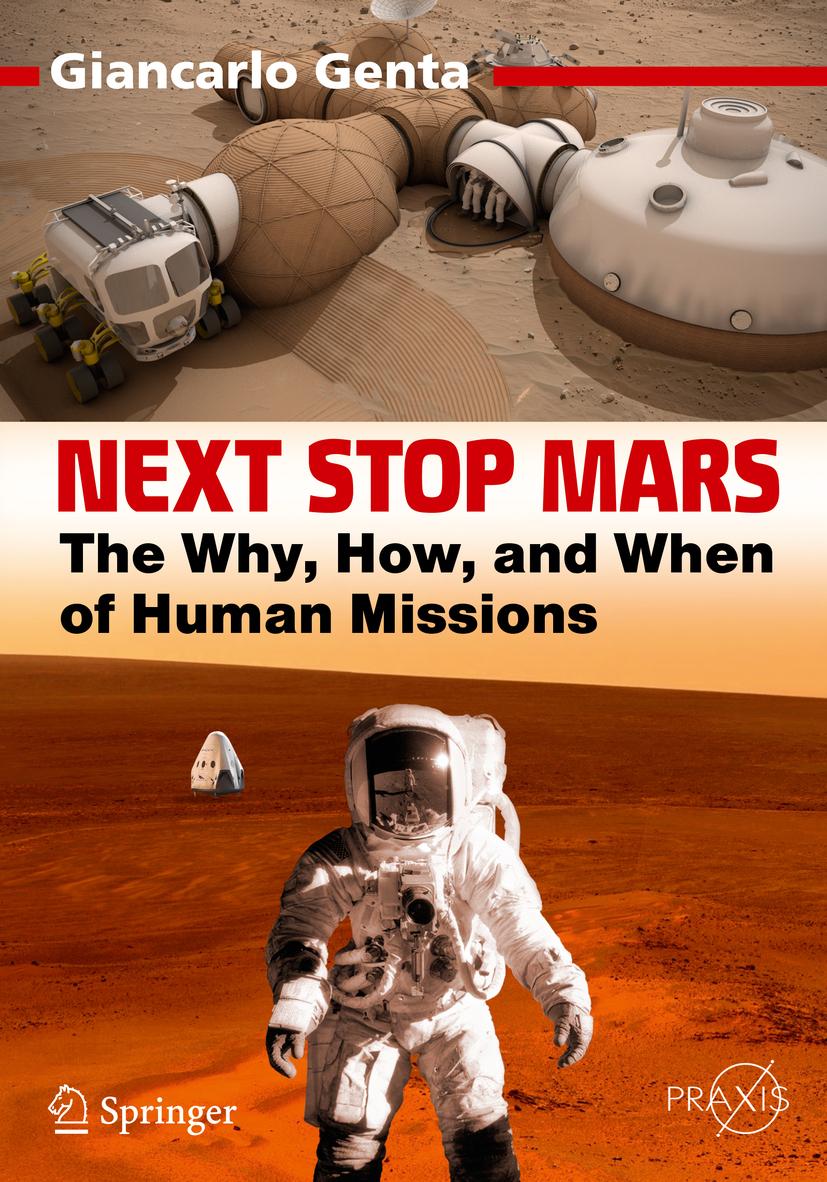 Genta, Giancarlo - Next Stop Mars, ebook
