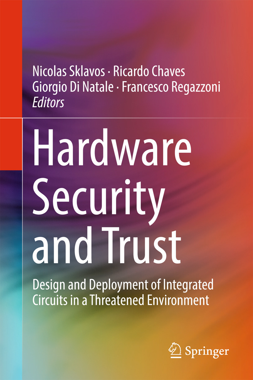 Chaves, Ricardo - Hardware Security and Trust, ebook