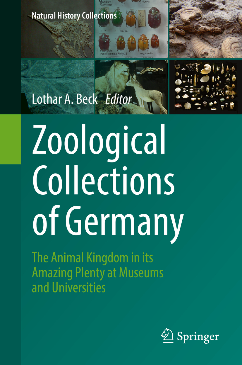 Beck, Lothar A. - Zoological Collections of Germany, ebook