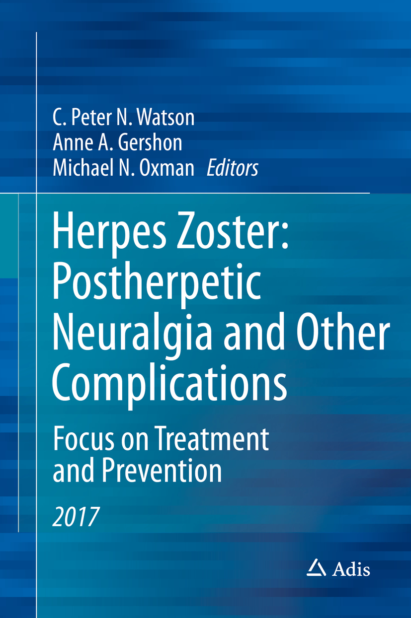 Gershon, Anne A. - Herpes Zoster: Postherpetic Neuralgia and Other Complications, ebook