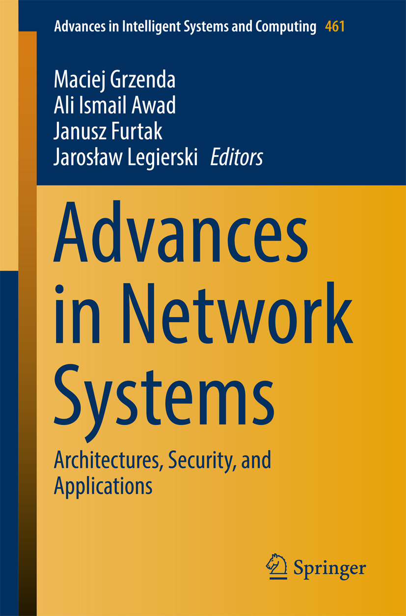 , Jarosław Legierski - Advances in Network Systems, ebook