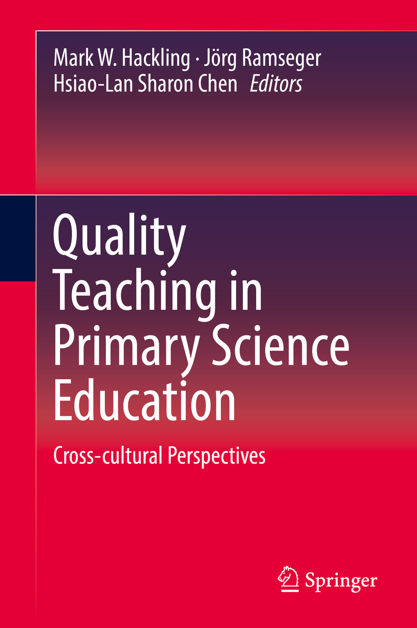 Chen, Hsiao-Lan Sharon - Quality Teaching in Primary Science Education, ebook