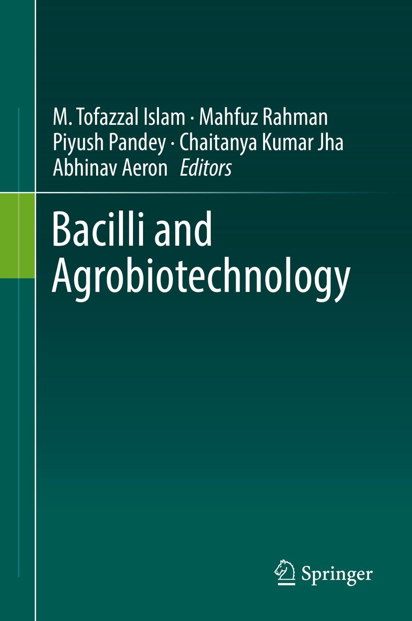 Aeron, Abhinav - Bacilli and Agrobiotechnology, ebook