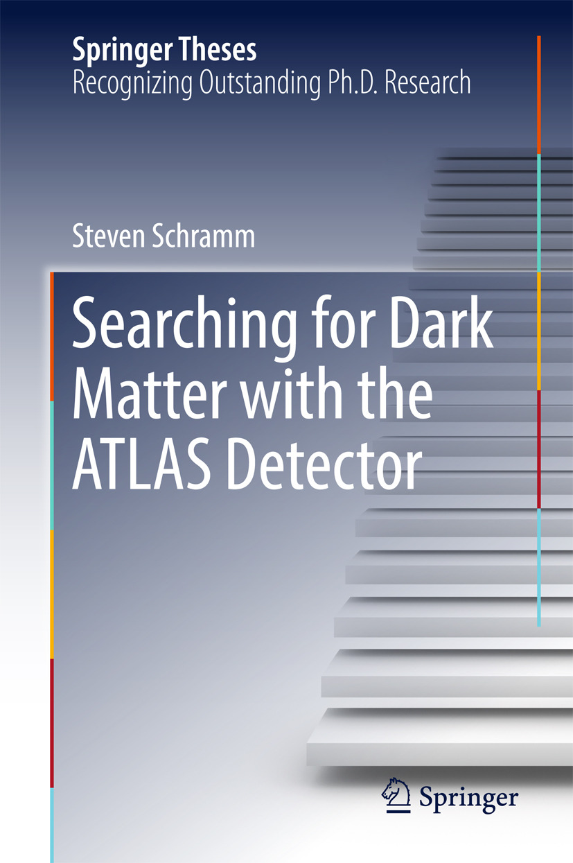Schramm, Steven - Searching for Dark Matter with the ATLAS Detector, ebook