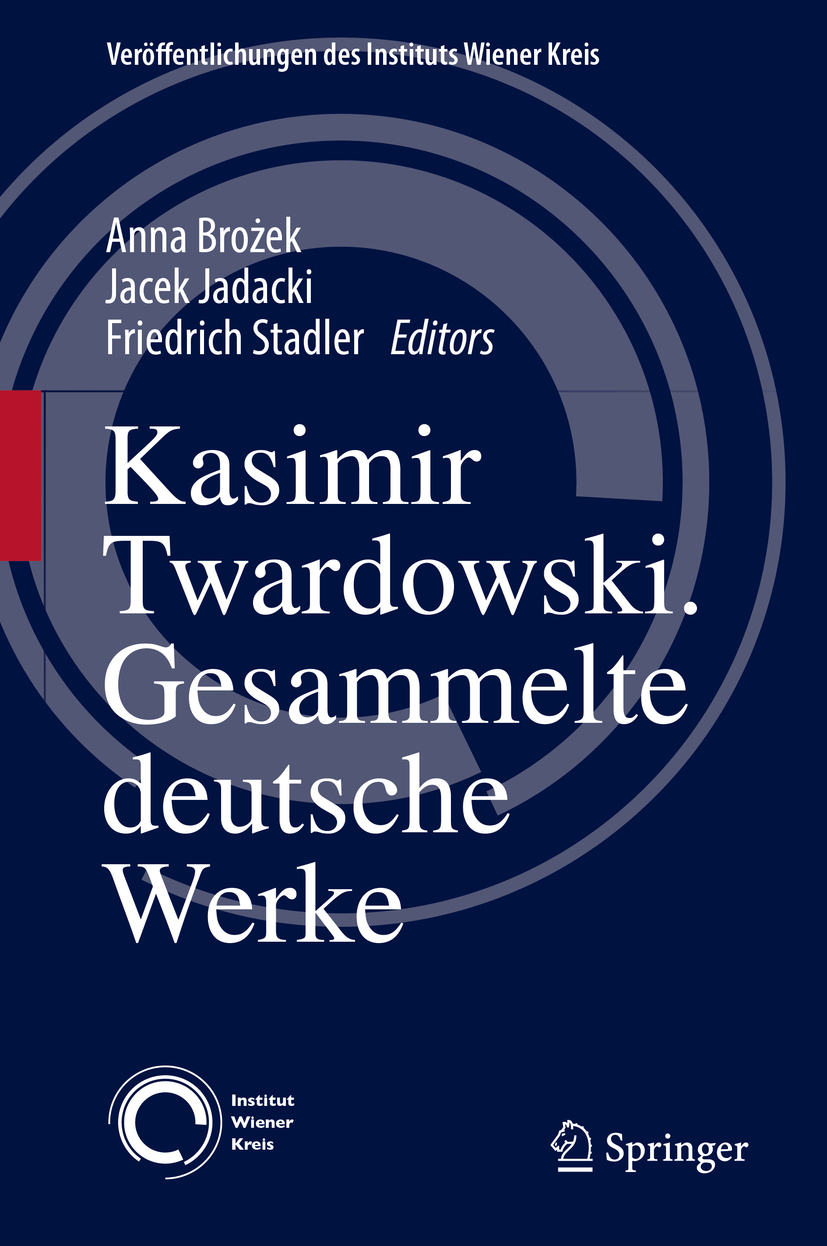 Brożek, Anna - Kasimir Twardowski, ebook