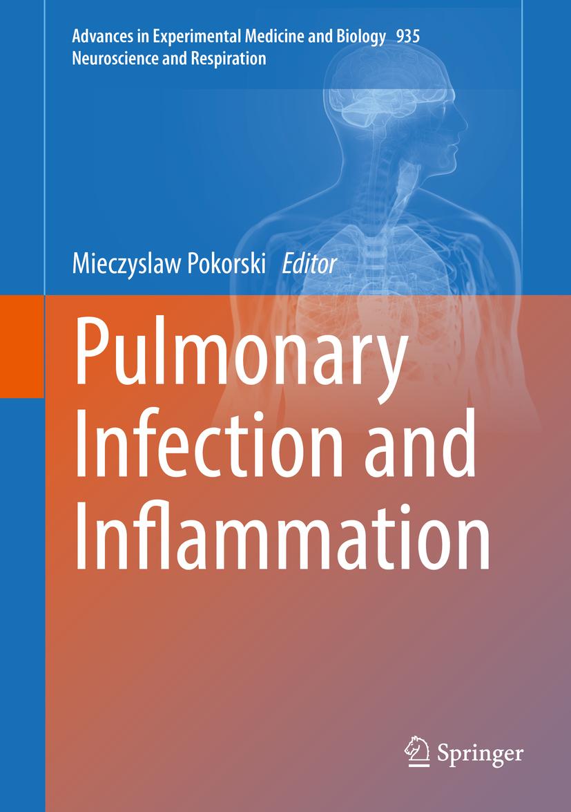 Pokorski, Mieczyslaw - Pulmonary Infection and Inflammation, ebook