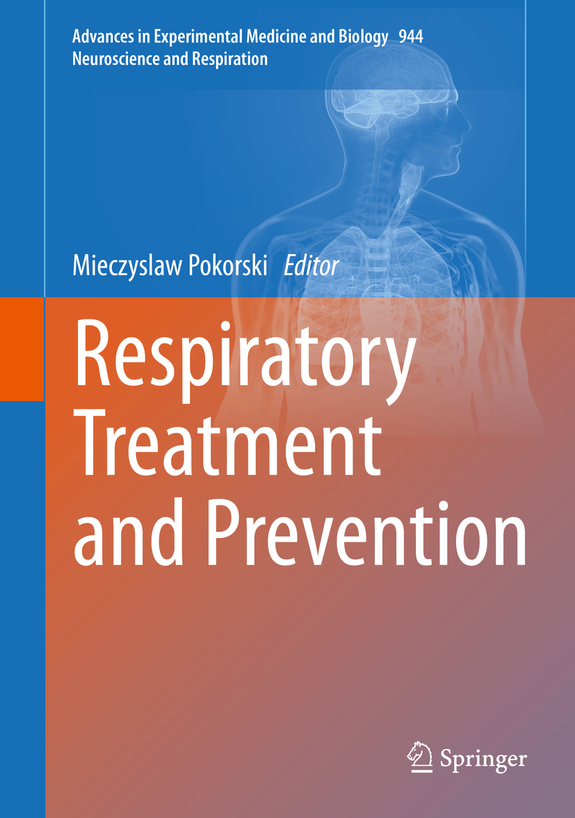 Pokorski, Mieczyslaw - Respiratory Treatment and Prevention, e-kirja