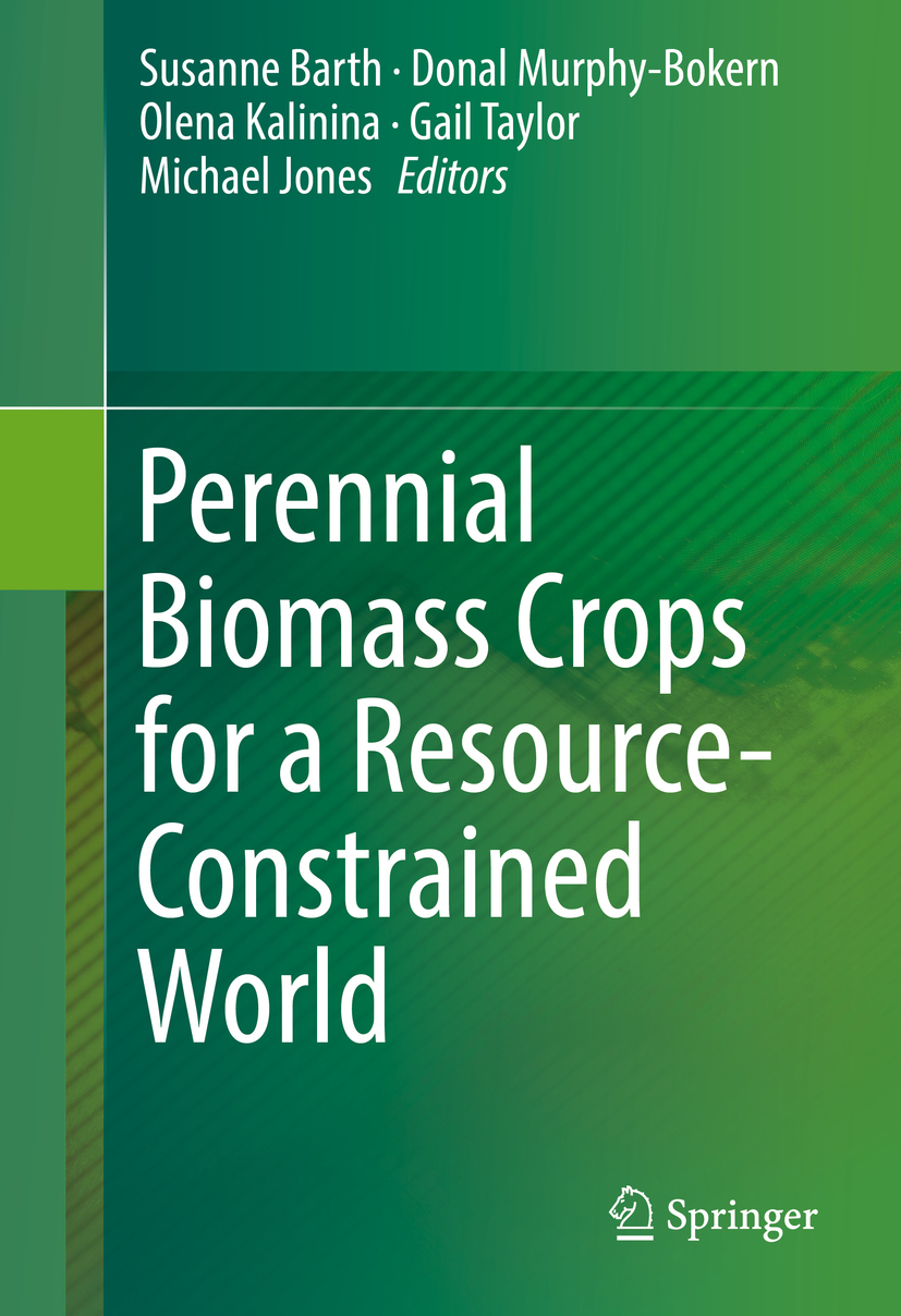 Barth, Susanne - Perennial Biomass Crops for a Resource-Constrained World, ebook