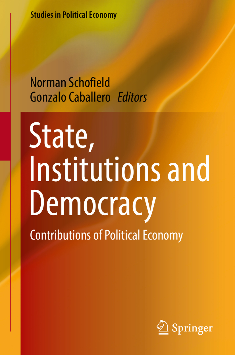 Caballero, Gonzalo - State, Institutions and Democracy, ebook