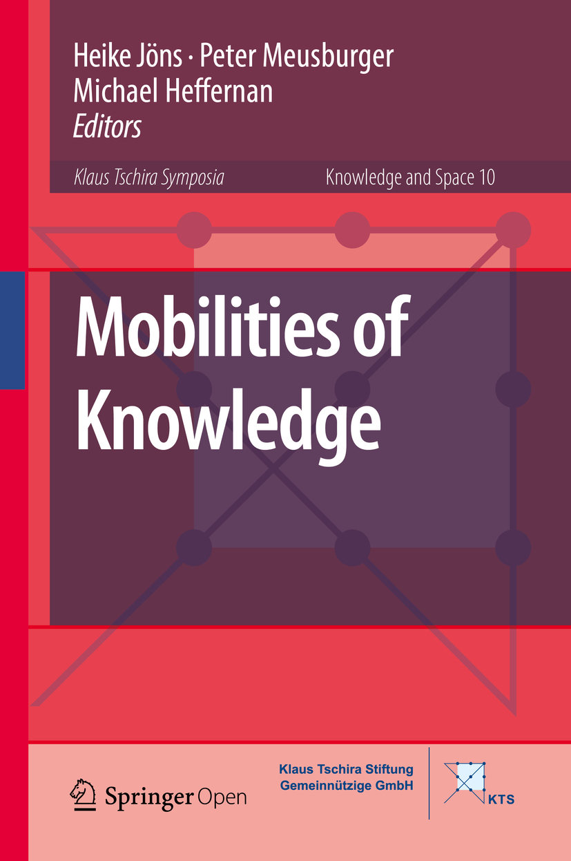 Heffernan, Michael - Mobilities of Knowledge, ebook