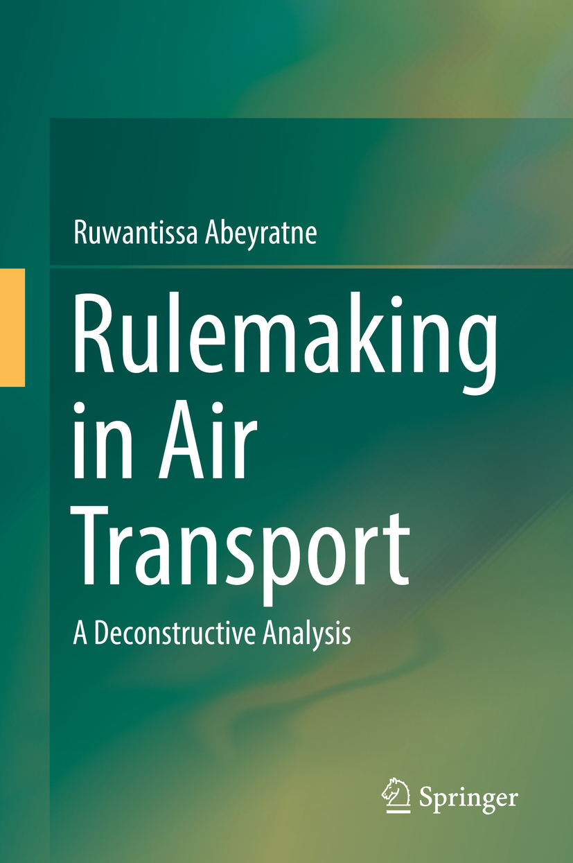 Abeyratne, Ruwantissa - Rulemaking in Air Transport, ebook