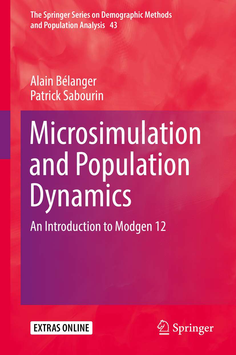 Bélanger, Alain - Microsimulation and Population Dynamics, ebook