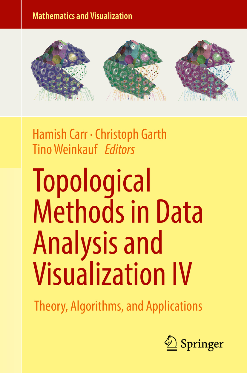 Carr, Hamish - Topological Methods in Data Analysis and Visualization IV, ebook