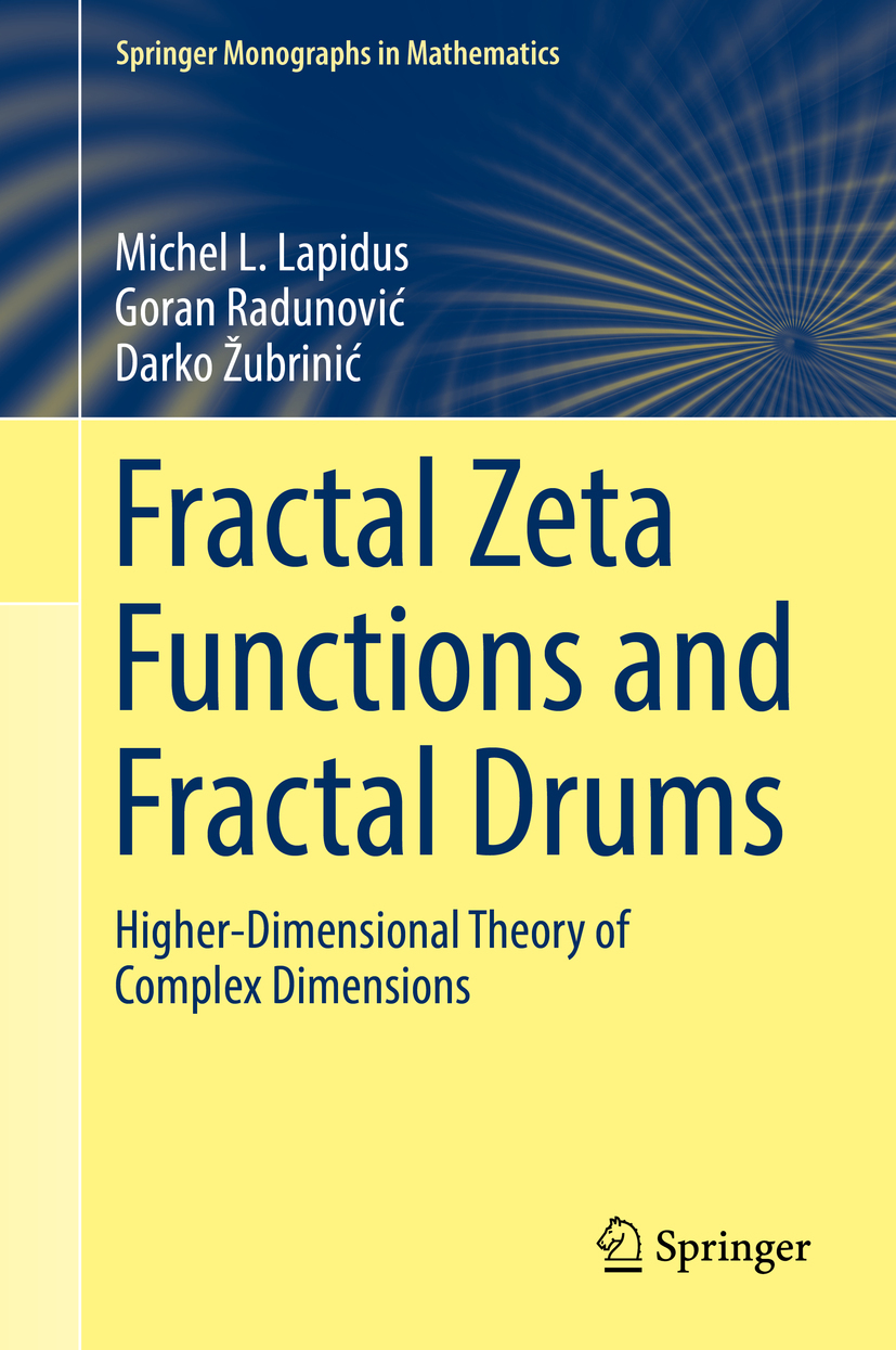 Lapidus, Michel L. - Fractal Zeta Functions and Fractal Drums, ebook