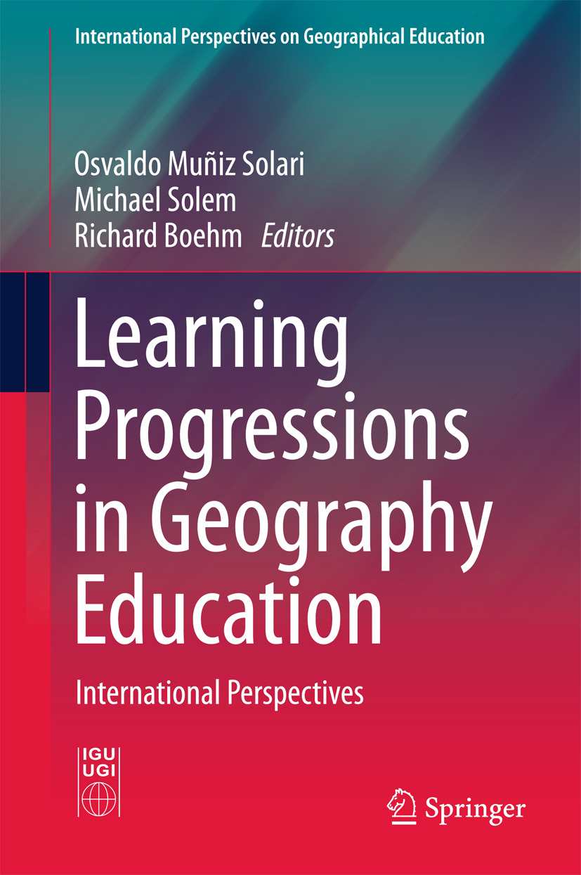 Boehm, Richard - Learning Progressions in Geography Education, ebook