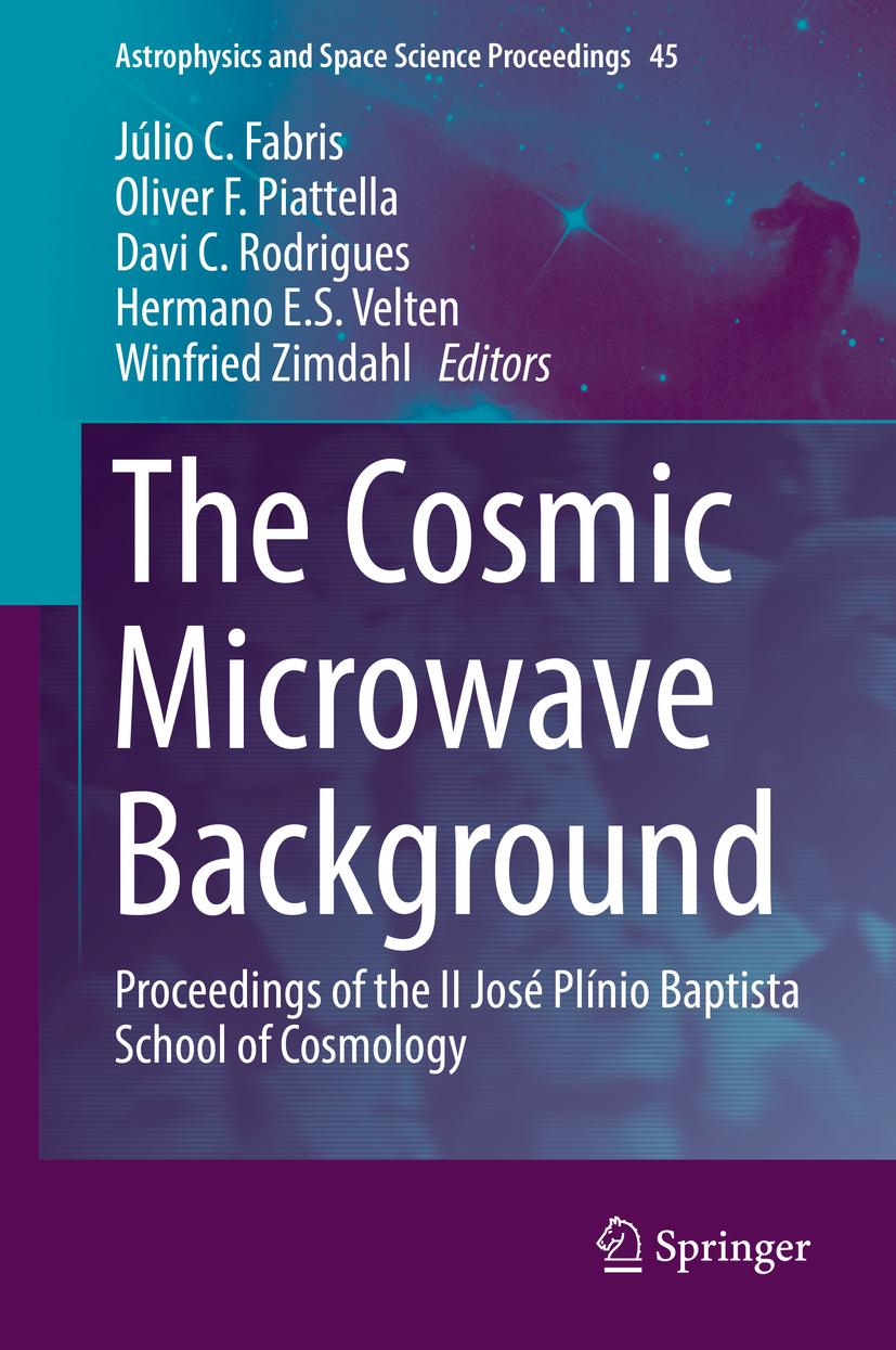 Fabris, Júlio C. - The Cosmic Microwave Background, ebook
