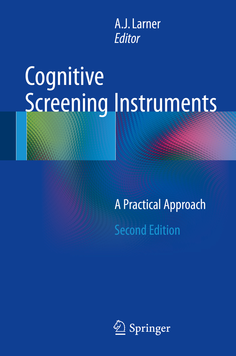 Larner, A. J. - Cognitive Screening Instruments, ebook