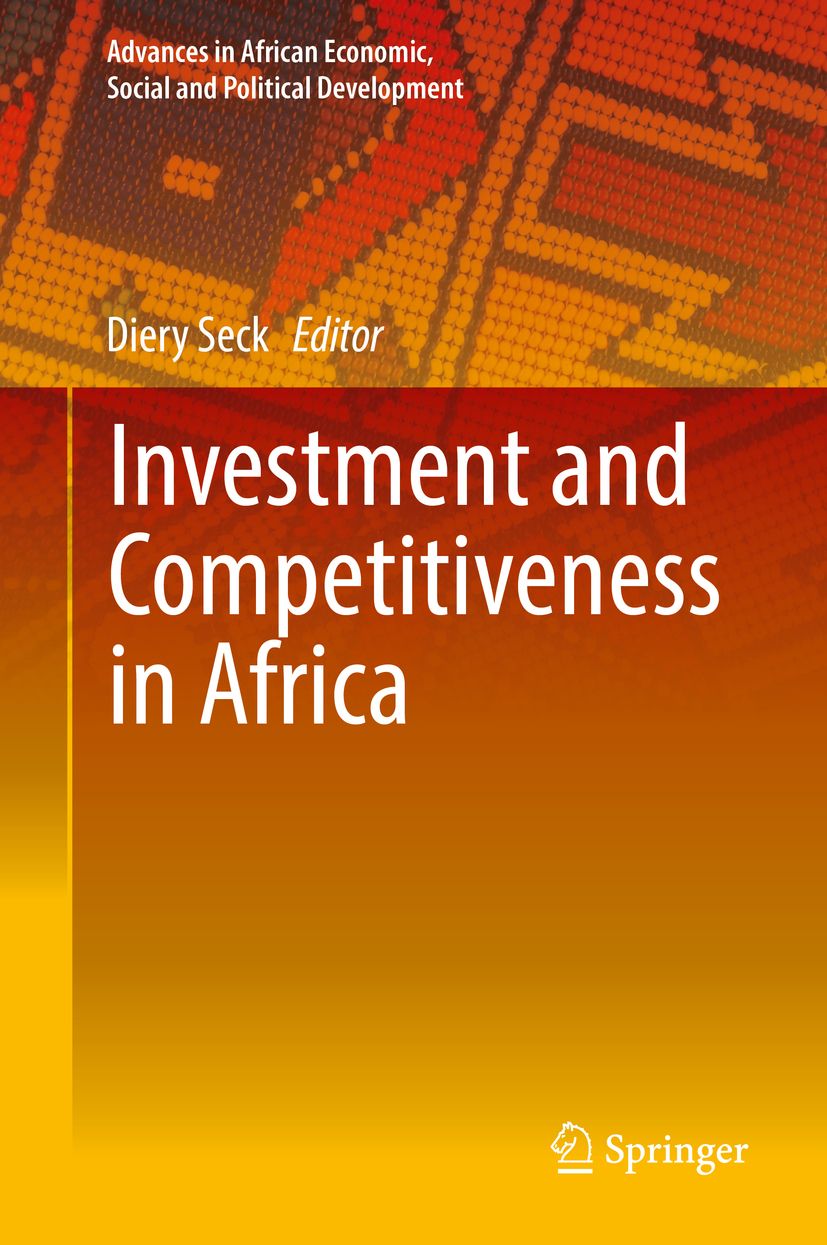 Seck, Diery - Investment and Competitiveness in Africa, ebook