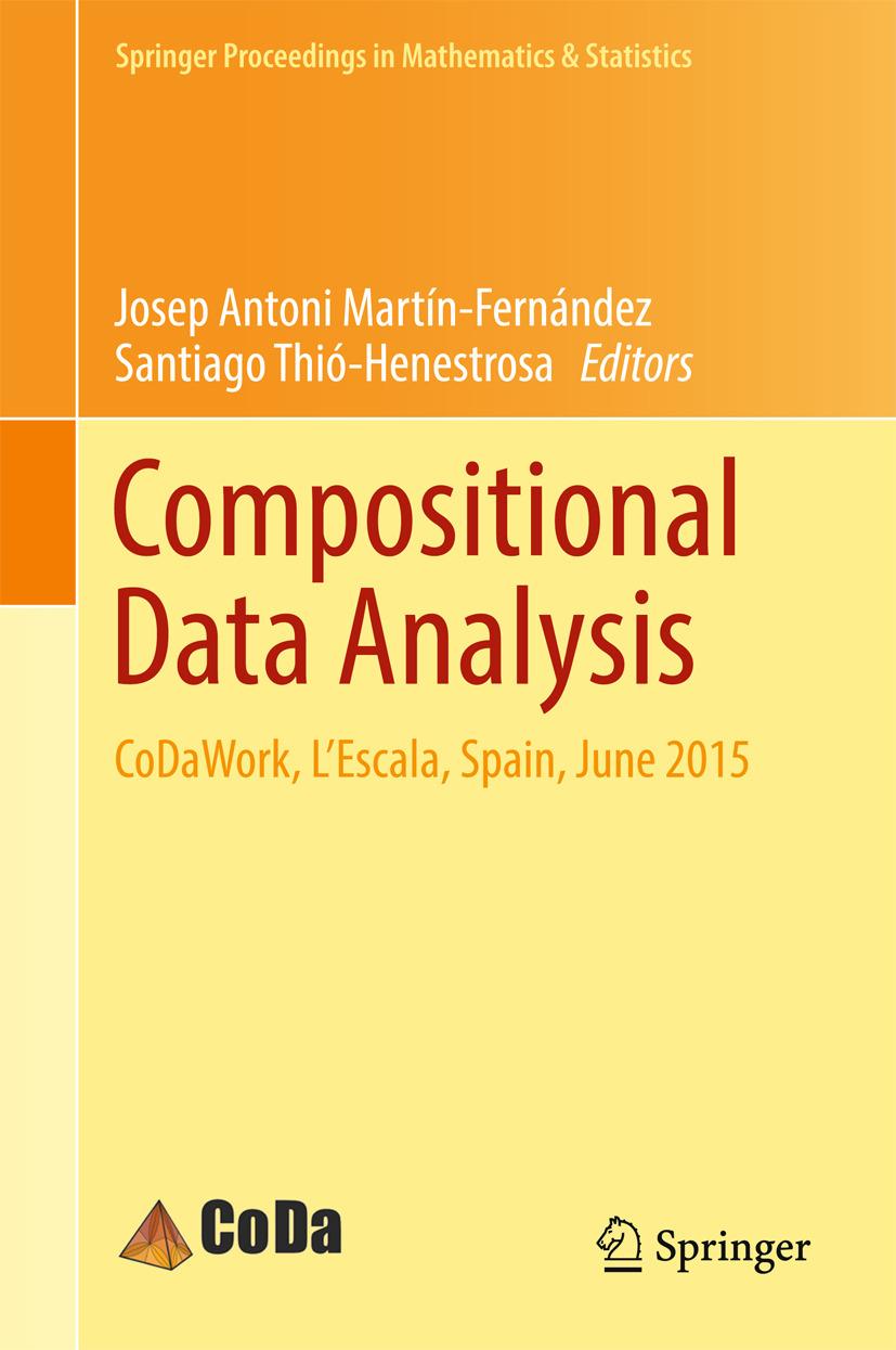 Martín-Fernández, Josep Antoni - Compositional Data Analysis, ebook