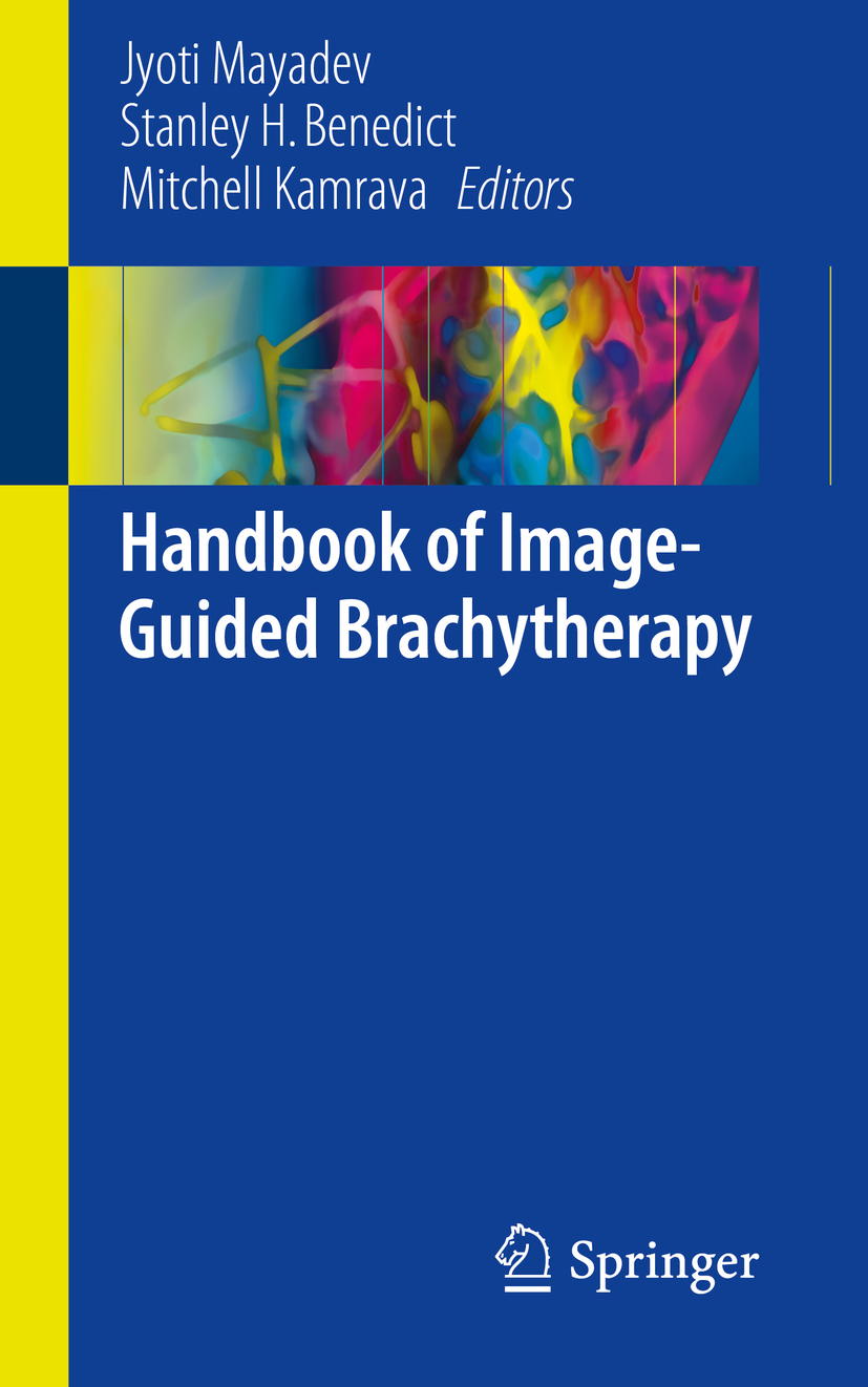 Benedict, Stanley H. - Handbook of Image-Guided Brachytherapy, ebook