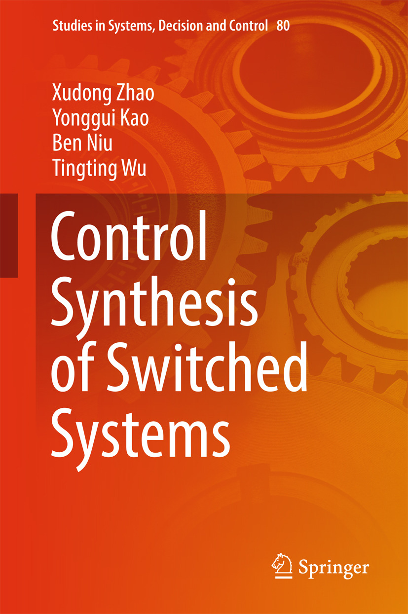Kao, Yonggui - Control Synthesis of Switched Systems, ebook
