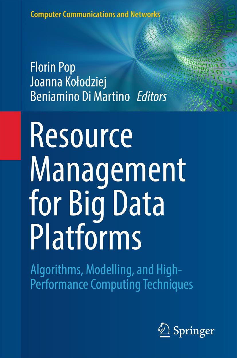Kołodziej, Joanna - Resource Management for Big Data Platforms, ebook