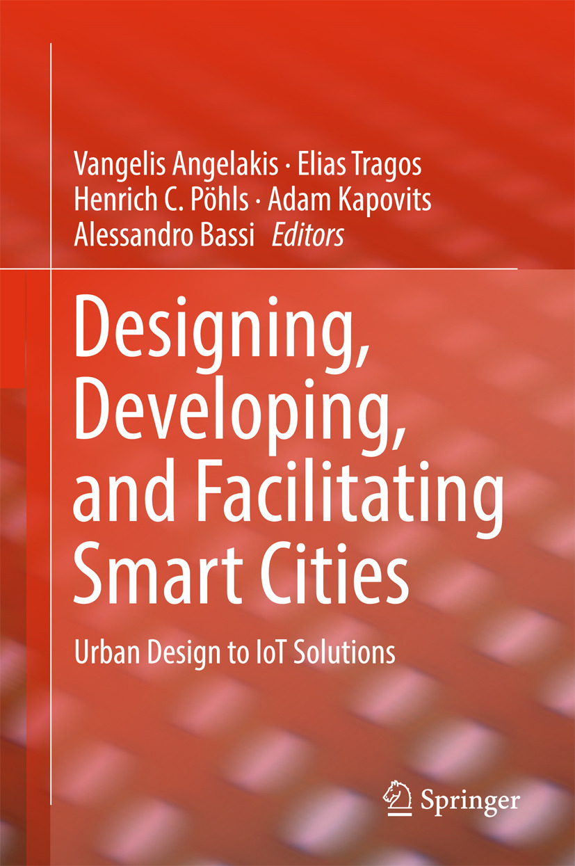 Angelakis, Vangelis - Designing, Developing, and Facilitating Smart Cities, ebook