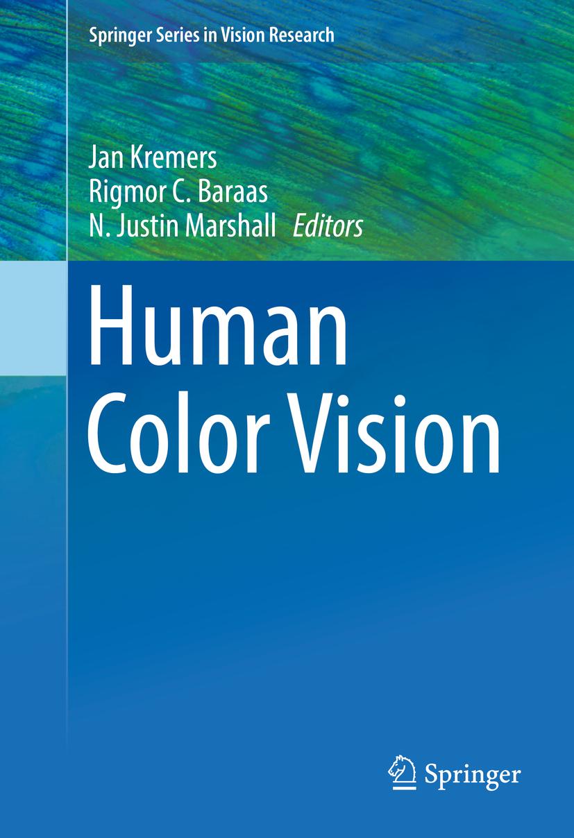 Baraas, Rigmor C. - Human Color Vision, ebook