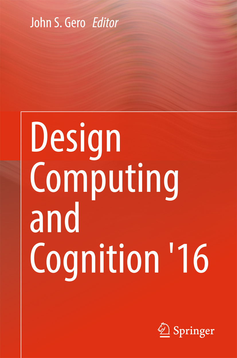 Gero, John. S - Design Computing and Cognition '16, ebook