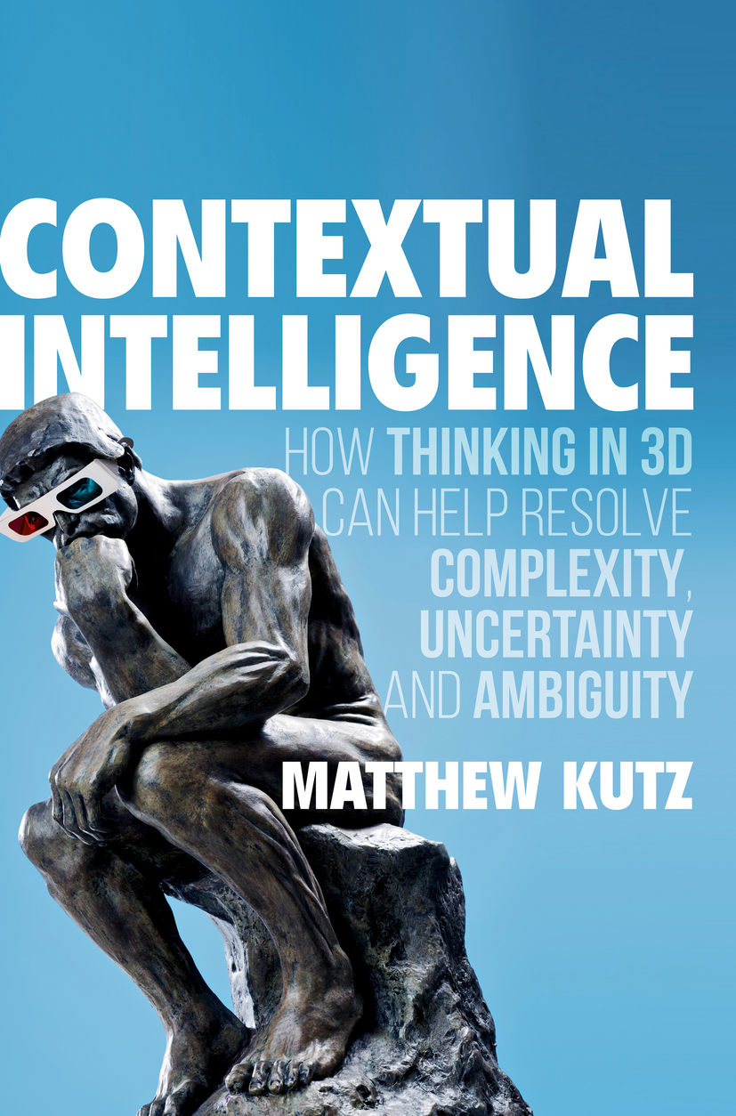 Kutz, Matthew - Contextual Intelligence, ebook