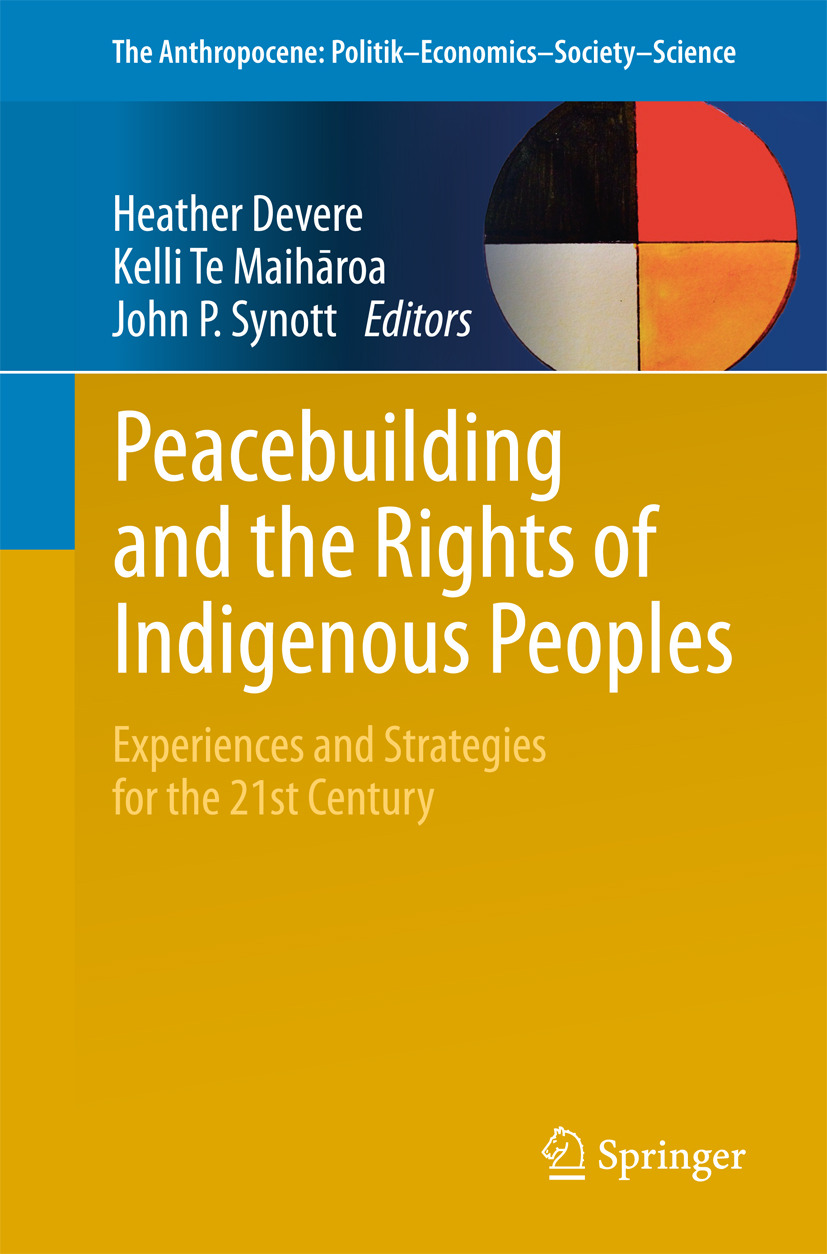 Devere, Heather - Peacebuilding and the Rights of Indigenous Peoples, ebook