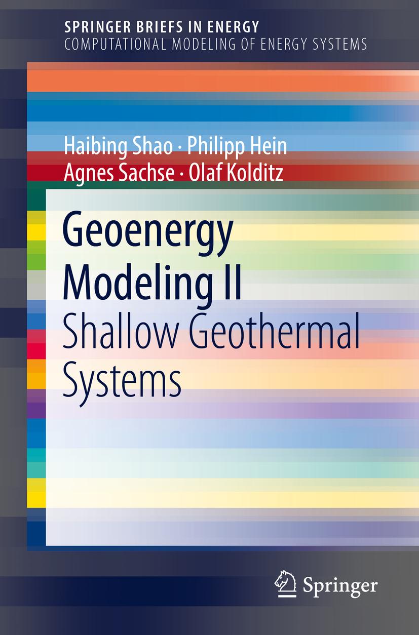 Hein, Philipp - Geoenergy Modeling II, ebook