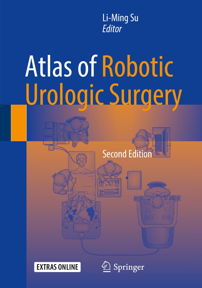 Su, Li-Ming - Atlas of Robotic Urologic Surgery, ebook