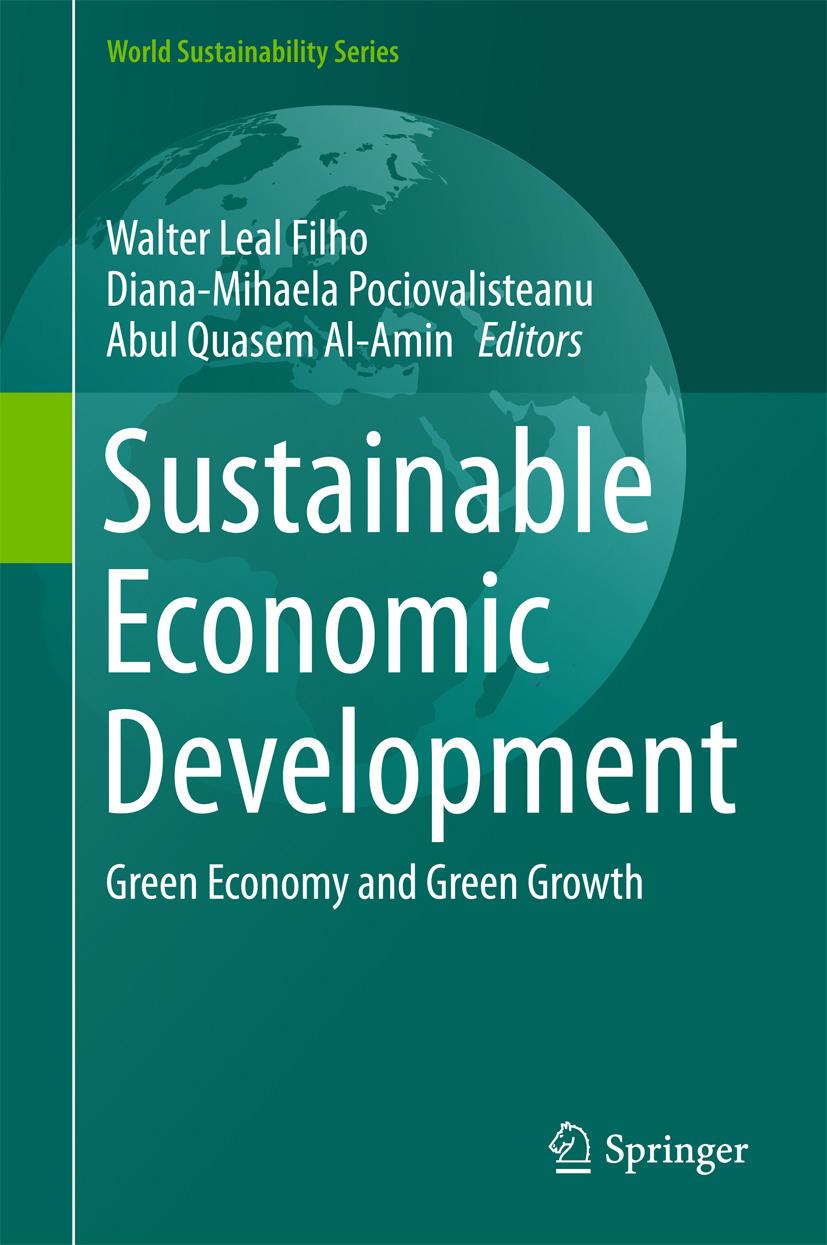 Al-Amin, Abul Quasem - Sustainable Economic Development, ebook