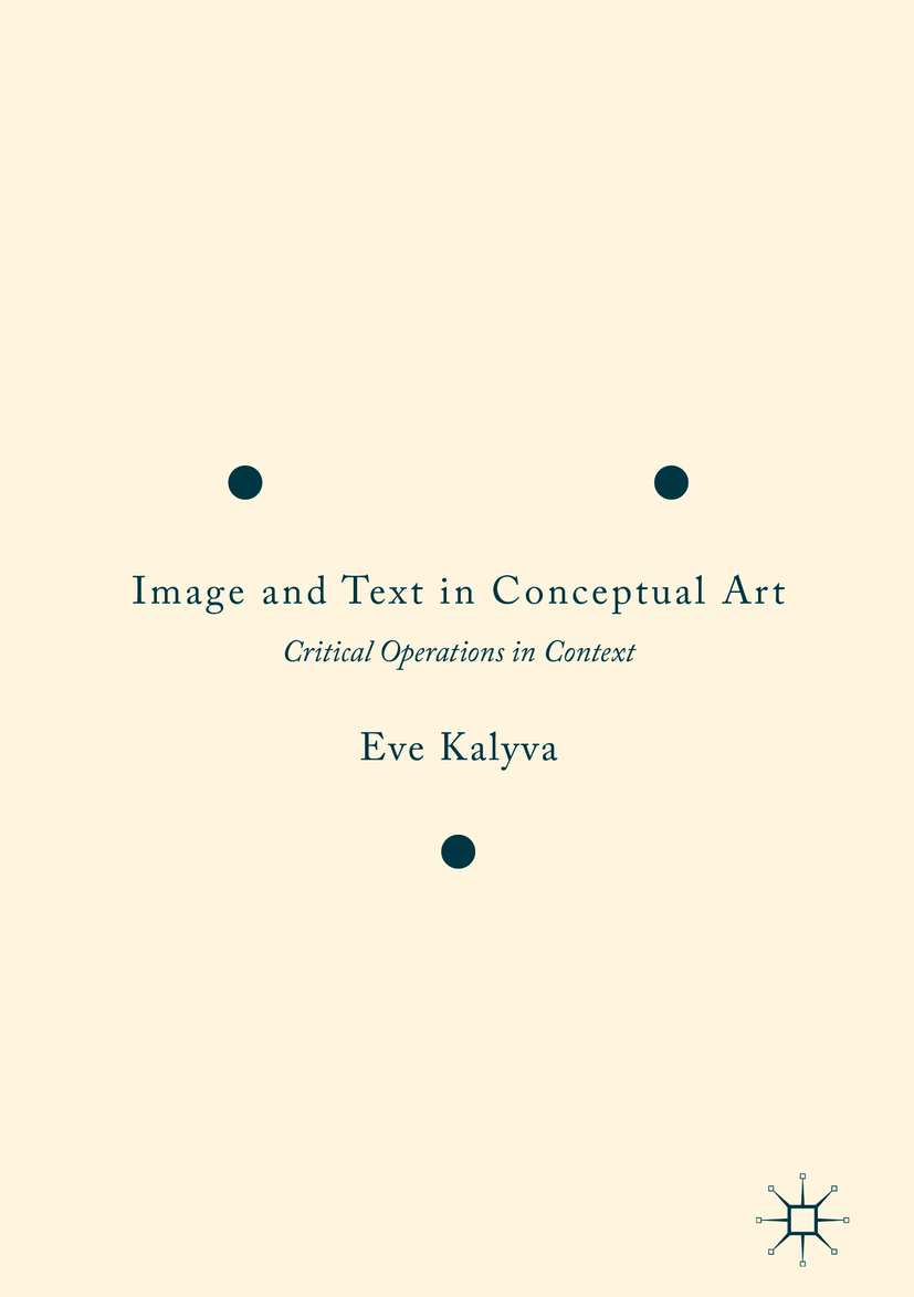 Kalyva, Eve - Image and Text in Conceptual Art, e-bok