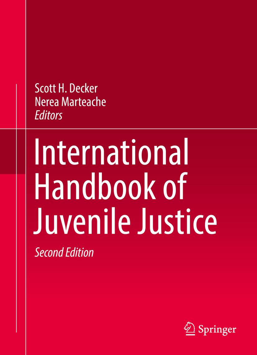 Decker, Scott H - International Handbook of Juvenile Justice, ebook