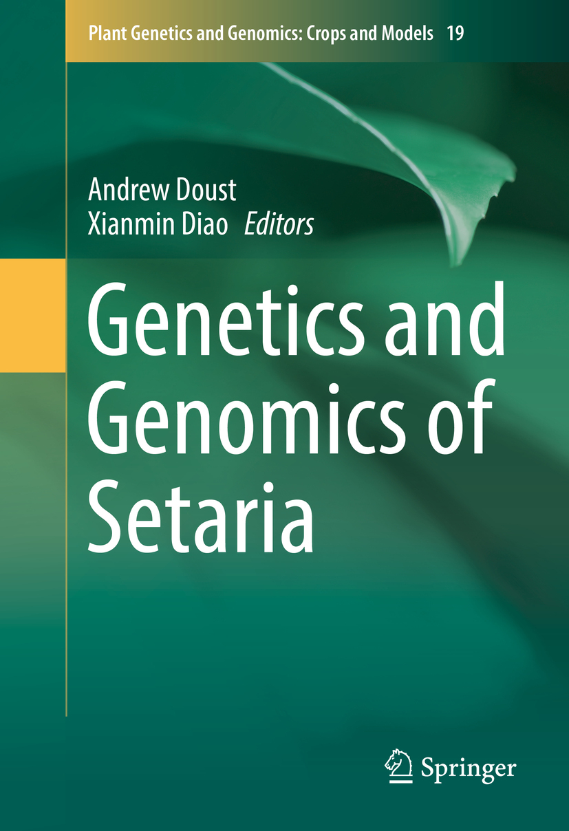 Diao, Xianmin - Genetics and Genomics of Setaria, ebook
