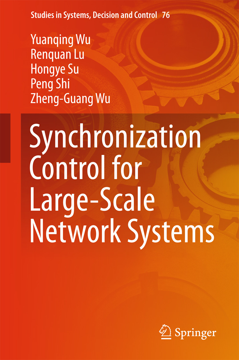 Lu, Renquan - Synchronization Control for Large-Scale Network Systems, ebook