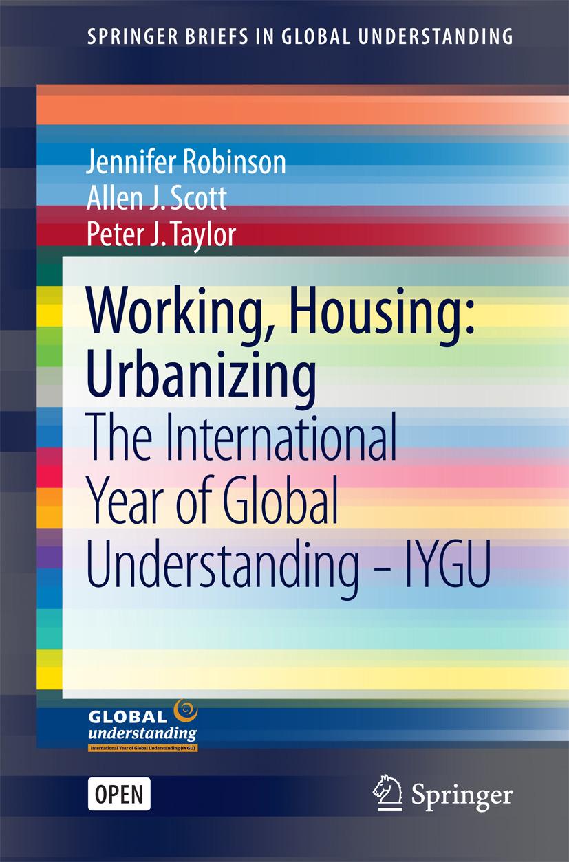 Robinson, Jennifer - Working, Housing: Urbanizing, ebook
