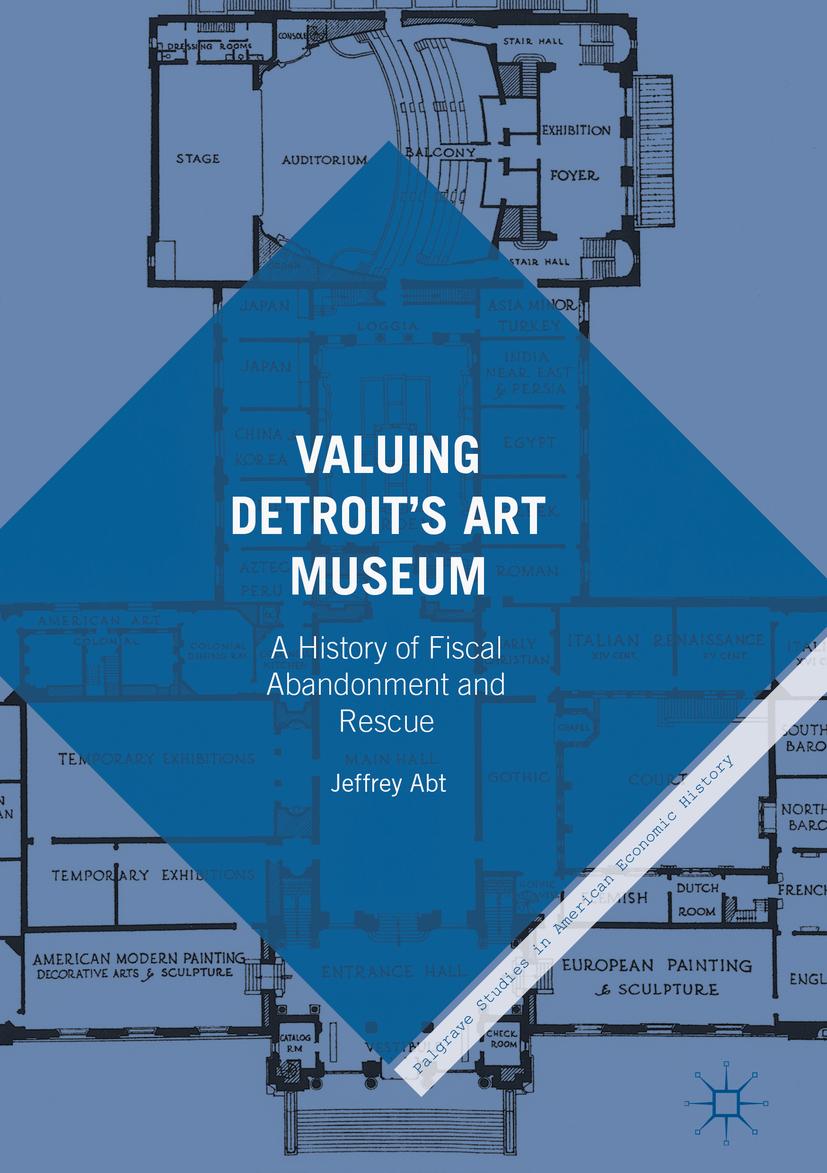 Abt, Jeffrey - Valuing Detroit's Art Museum, ebook